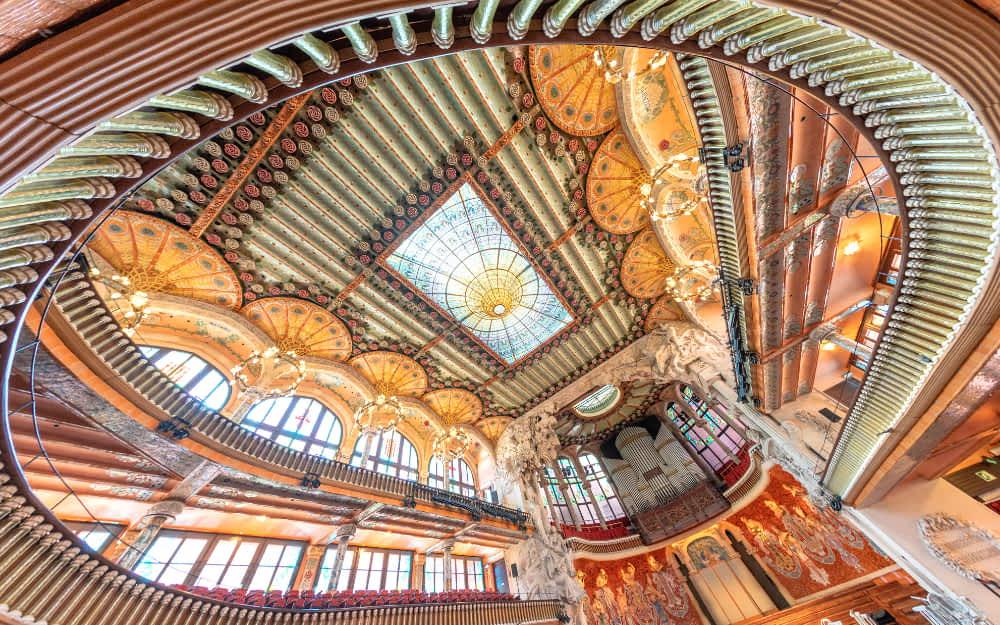 Palau de Musica Catalana