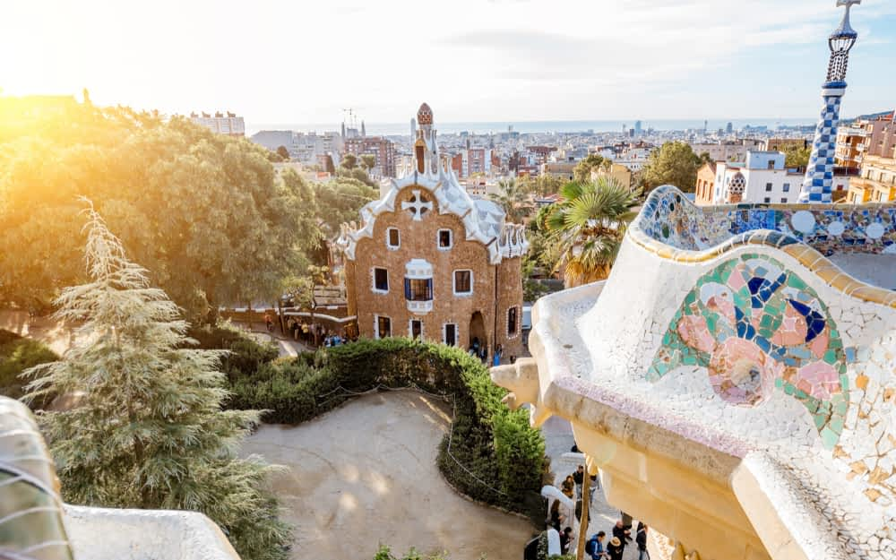 Barcelona Tips for visiting Parc Guell