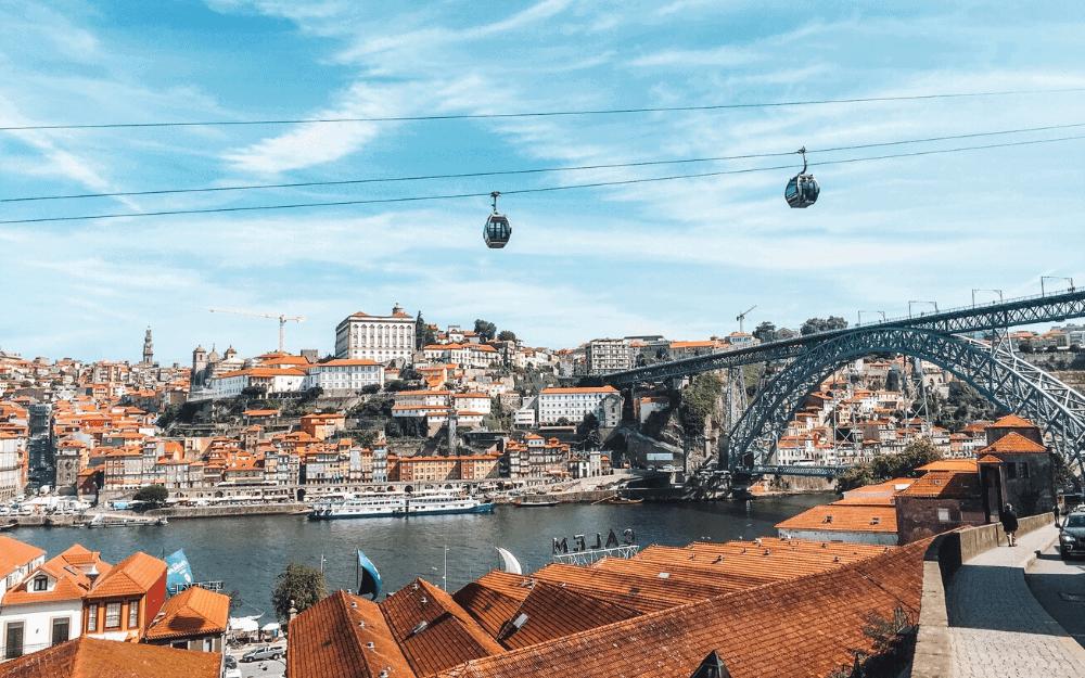 Porto weather November