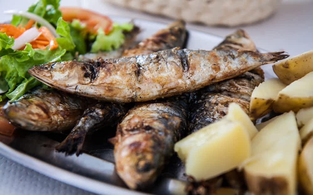 Sardinhas - Lisbon Food Guide