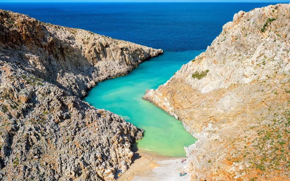 Seitan Limania - Crete