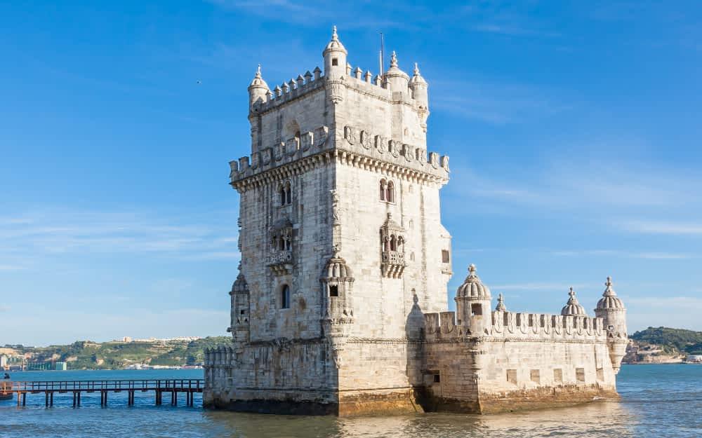 Torre de Belem - Landmarks in Portugal