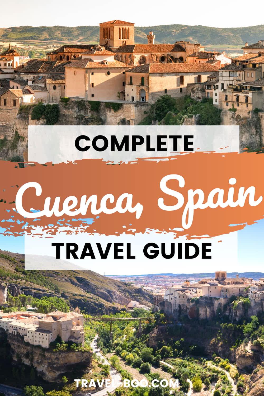 Travel Guide - Cuenca Spain. Spain Travel, Spain Travel Guide, Spain Travel Tips, Europe, Europe Travel, Europe Travel Destinations. #spain #spaintravel #spaintravelguides