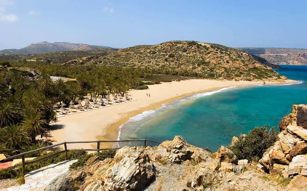 Vai - Crete