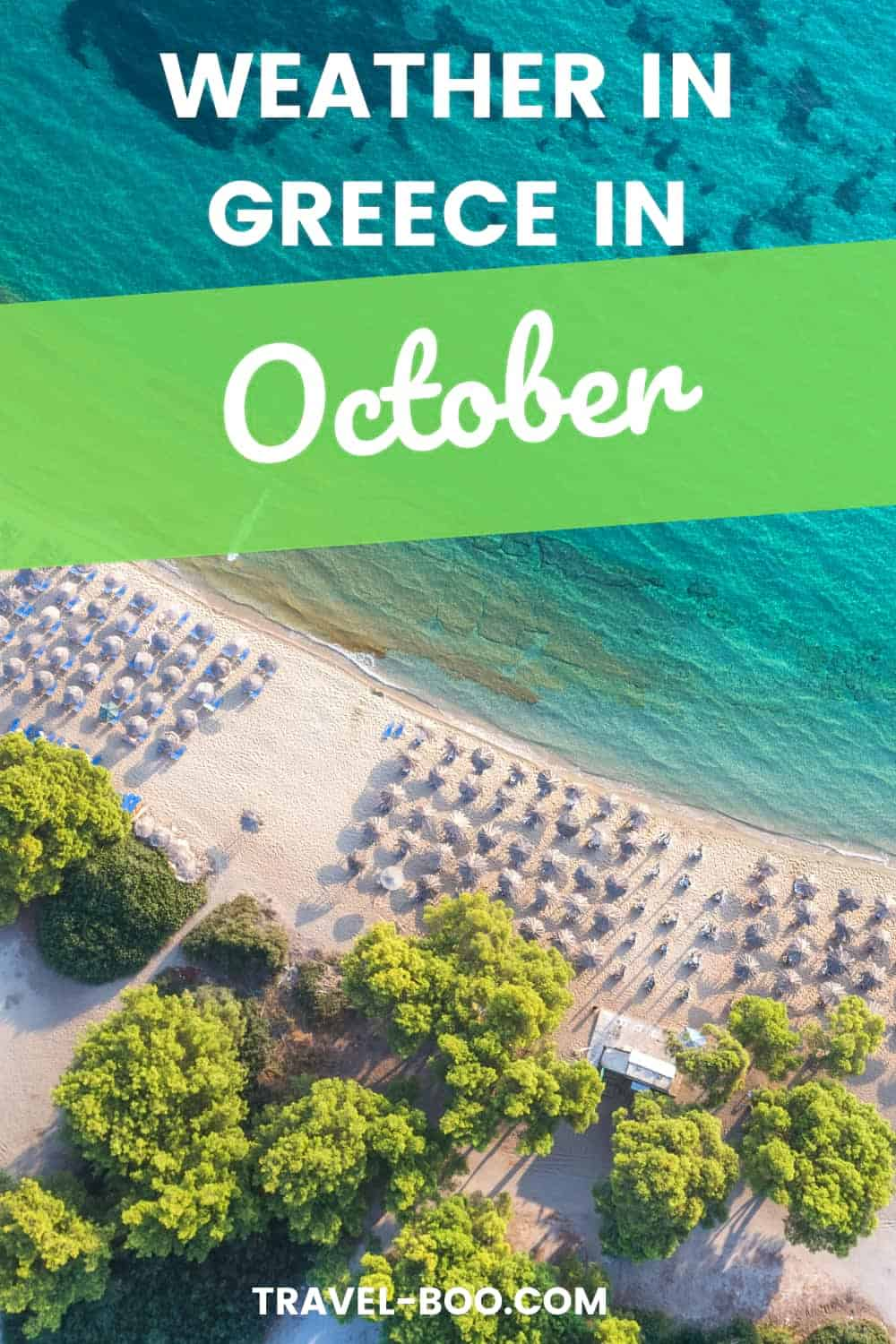 Planning a visit to Greece in October? Read our guide on what to expect from the weather in Greece in October. Greece Travel Islands, Greece Travel, Greece Travel Guide, Santorini Greece, Mykonos Greece, Greece Travel Santorini, Crete Travel, Corfu Travel, Kos Travel, Athens Travel Guide. #greecetravel #greecevacation #greecetravelislands