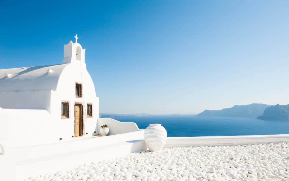 Yoga retreats in Greece