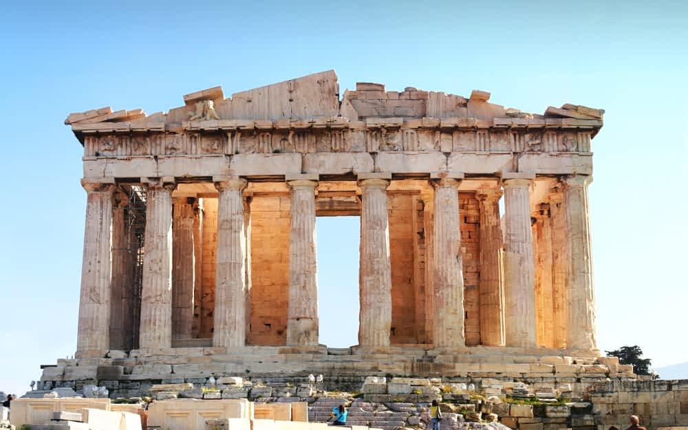 Acropolis Facts, Athens