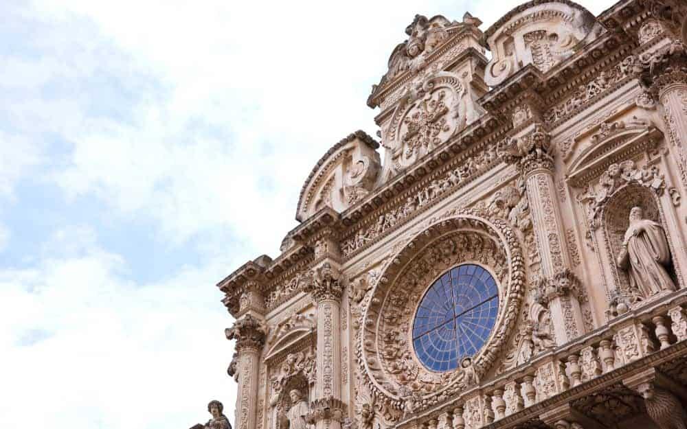 Basilica di Santa Croce, Lecce