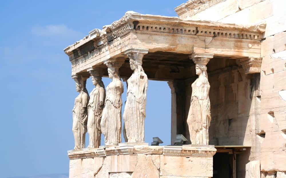 Erectheion Temple