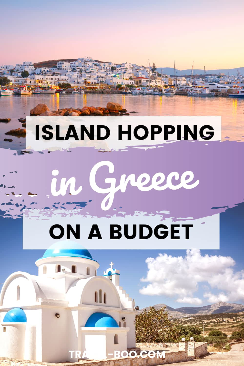 Want to plan the perfect Greek Island hopping holiday? Read our guide on how to do so on a budget! Greece Travel, Greece Travel Guide, Greece Travel Islands, Greece Travel Tips, Mykonos Travel, Santorini Travel, Greece Vacation. #greecetravel #greecetravelislands #greecetraveltips