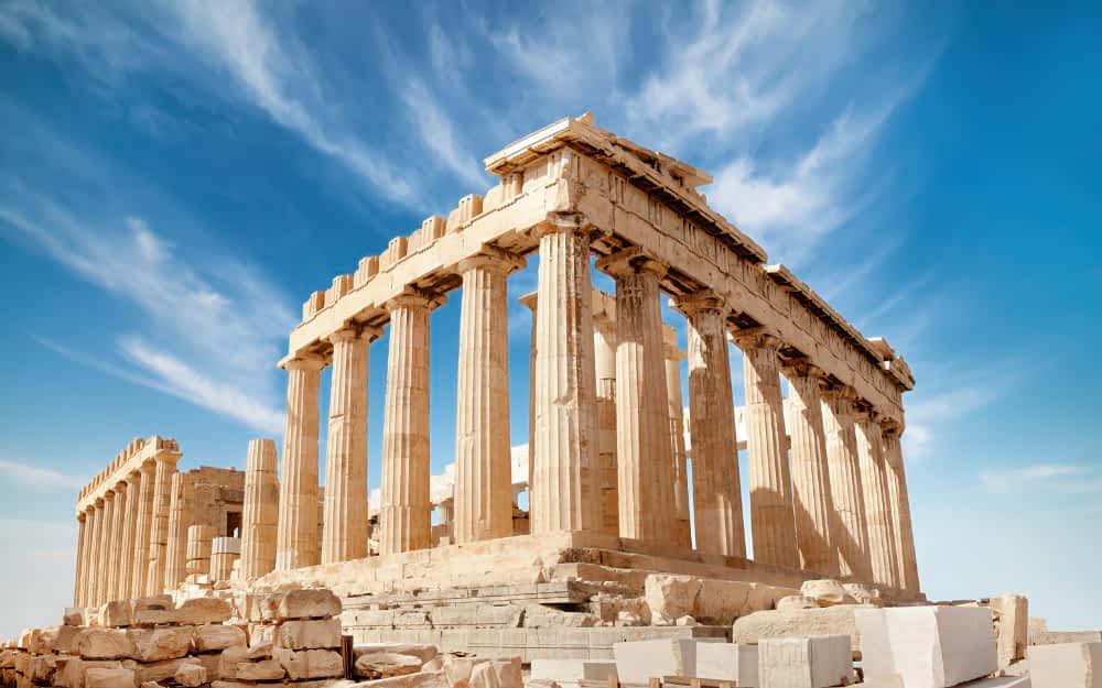 Parthenon, Acropolis Athens