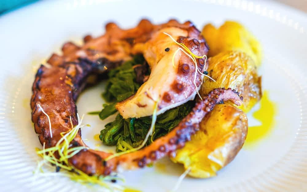 Seafood restaurant Lisbon