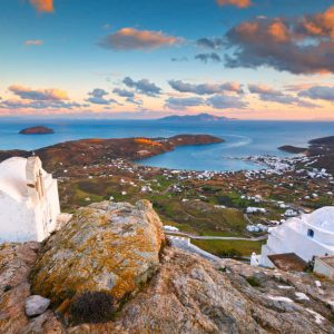 Serifos Island Greece - Travel Guide