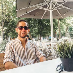 Marco Santos Travel-Boo Travel Blogger