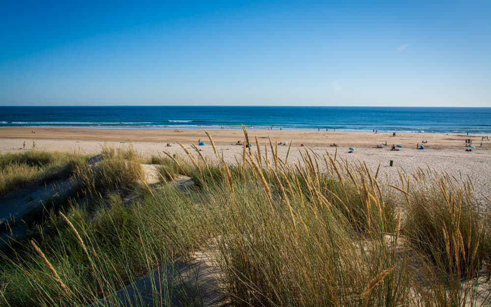 10. Costa da Caparica Beaches