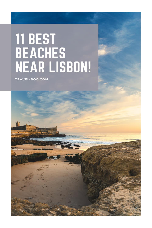 11 Beautiful Best Beaches in Lisbon & Surrounds Worth Exploring! Lisbon Beaches, Beaches in Lisbon, Lisbon Travel, Cascais Beaches, Beaches in Cascais, Cascais Travel, Lisbon Travel Itinerary