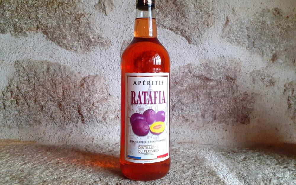 11. Ratafia - French Liqueur