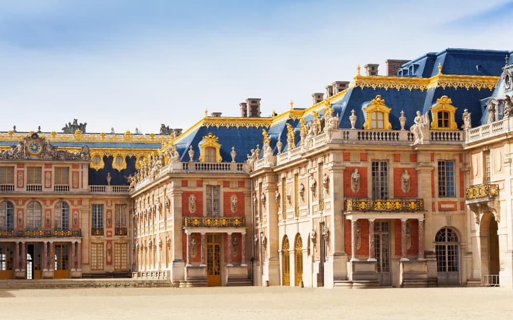 12. Versailles - Landmarks France