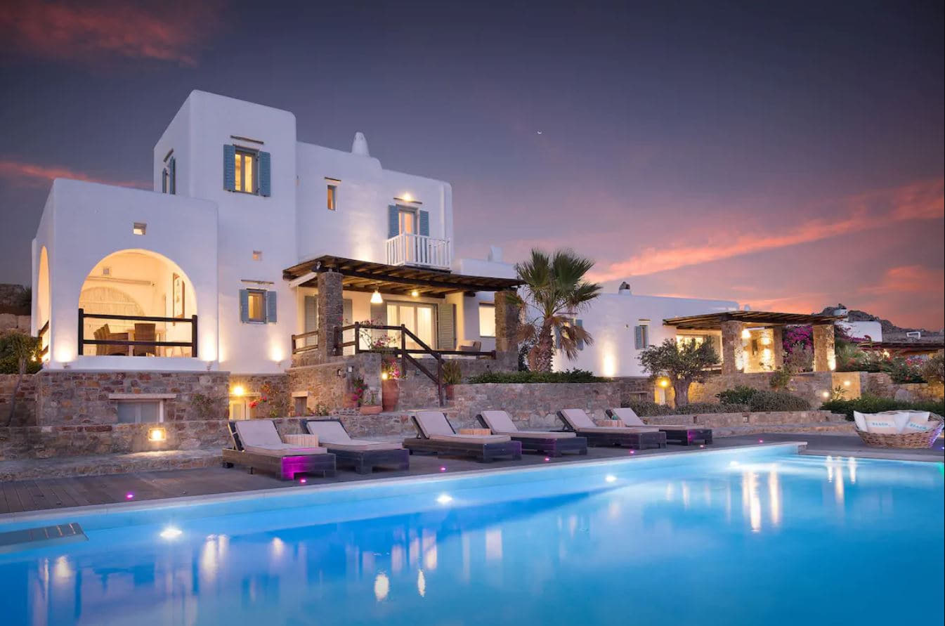13. Private Villa Offering Panoramic Views