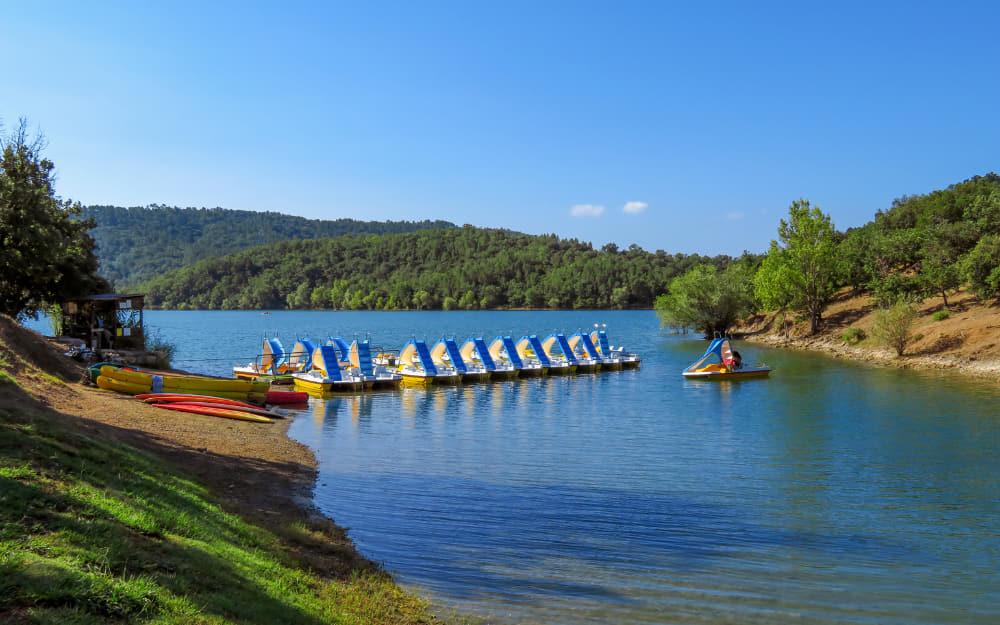 15. Lac St Cassien