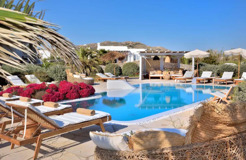 20. Beautifully Designed & Comfortable Mykonos Villa