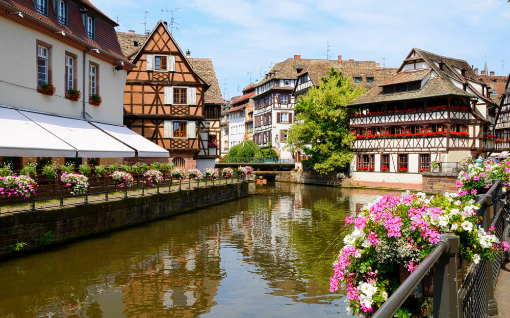 21. Grand Île in Strasbourg
