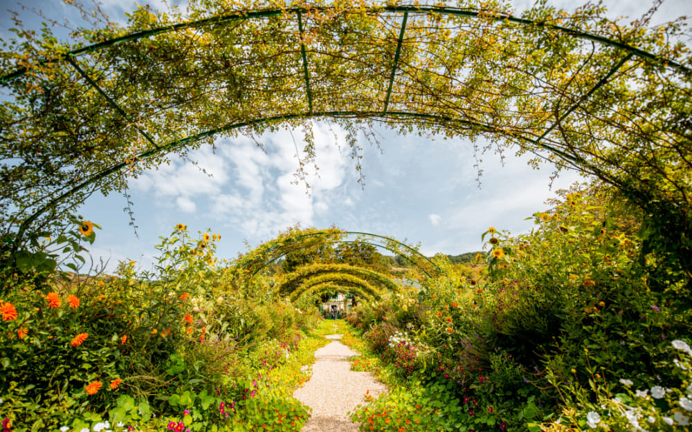 23. Monet's Gardens in Giverny - famous French landmarks