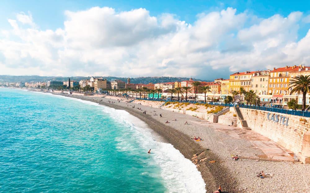 26. Promenade des Anglais, Nice