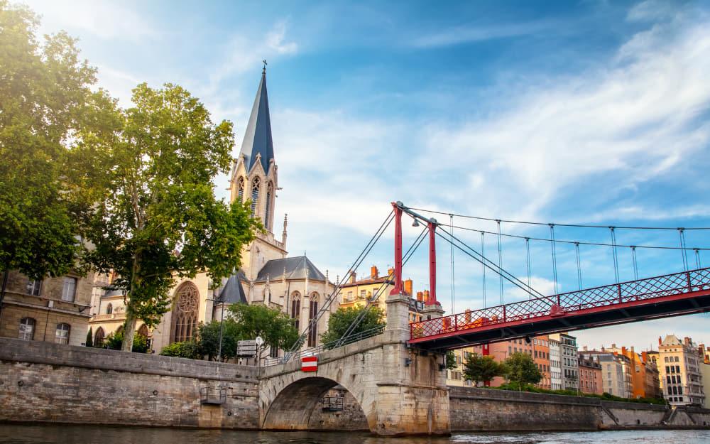 28. UNESCO District of Lyon