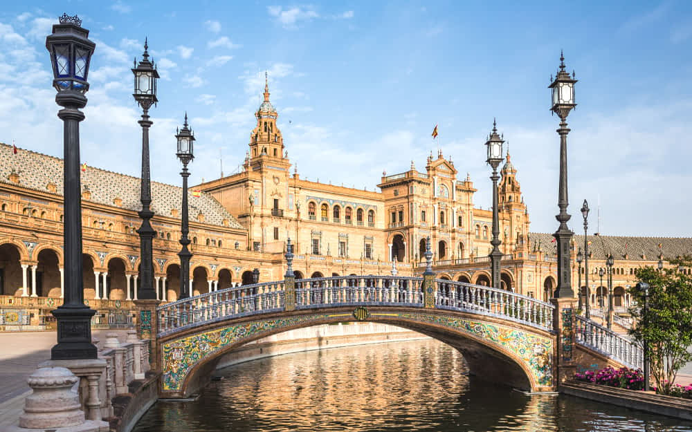 3 days in Seville Itinerary