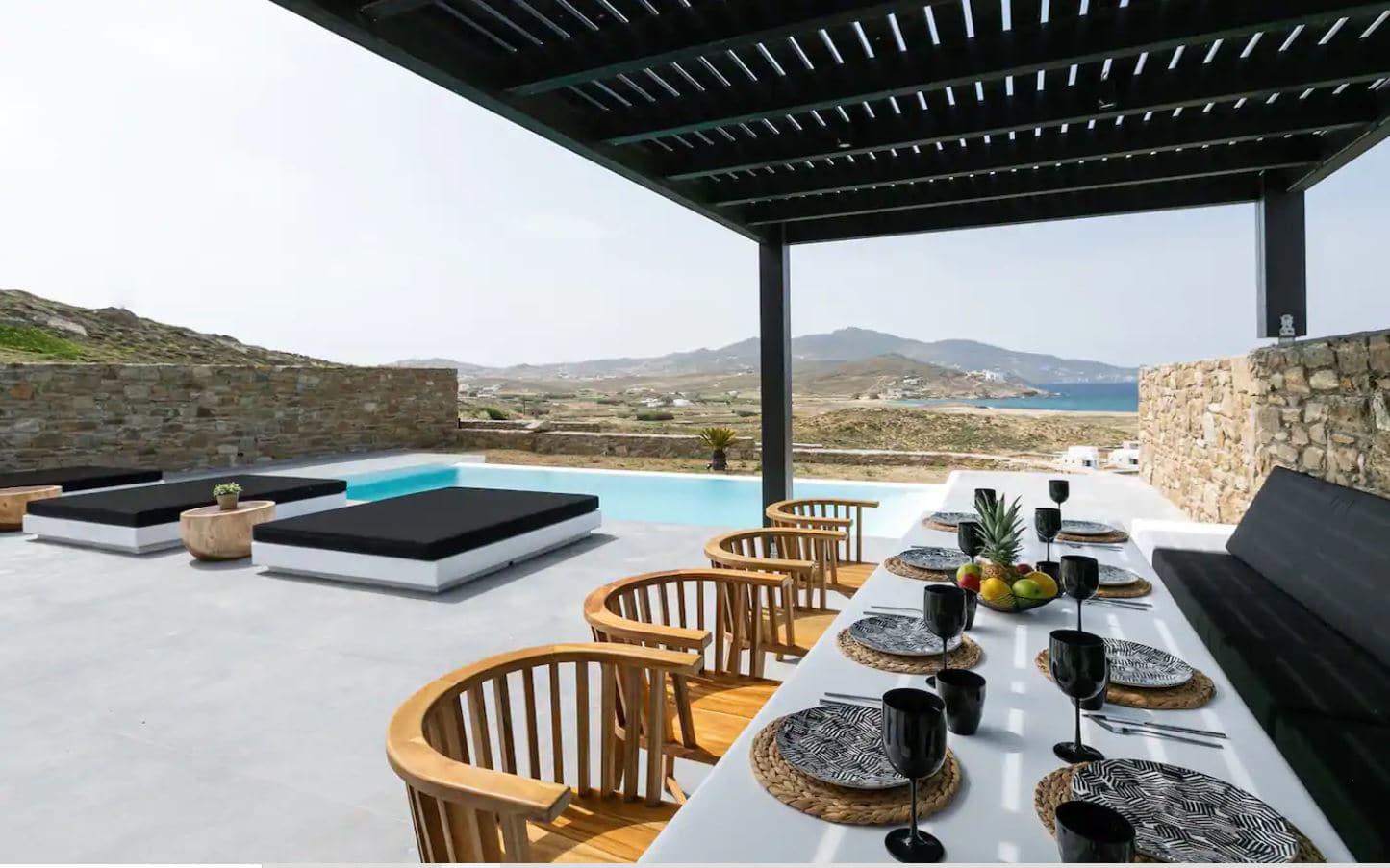 3. Luxurious Villa With Breathtaking Views