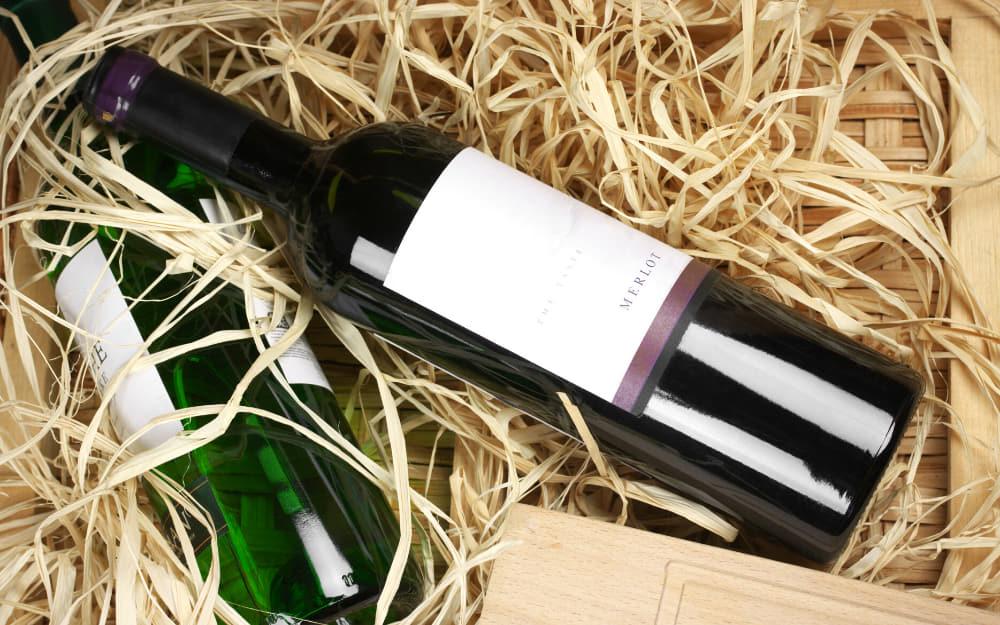 3. Merlot Wine - Popular French Wines