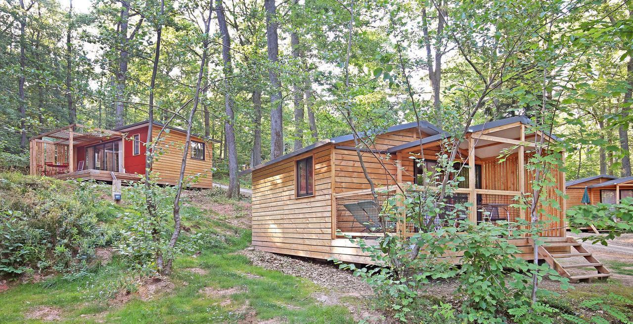 4. Huttopia de Wattwiller - luxury camping France
