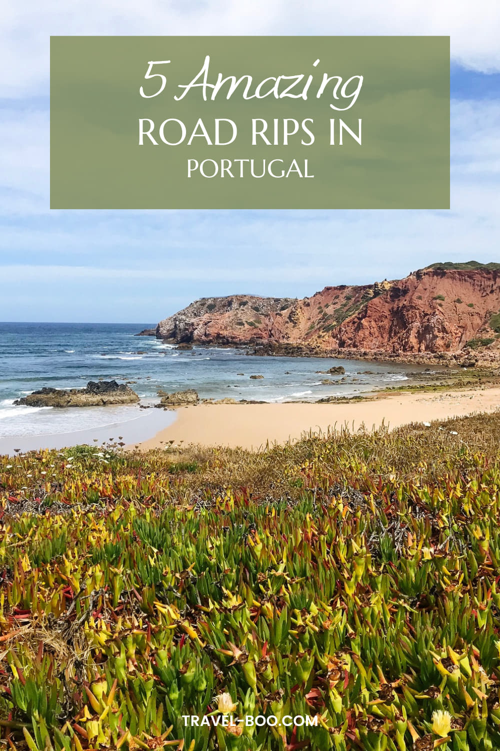 5 Best & Scenic Road Trips in Portugal! Portugal Travel, Portugal Road Trip, Road Trip Portugal, Portugal Travel Itinerary, Portugal Travel Guide