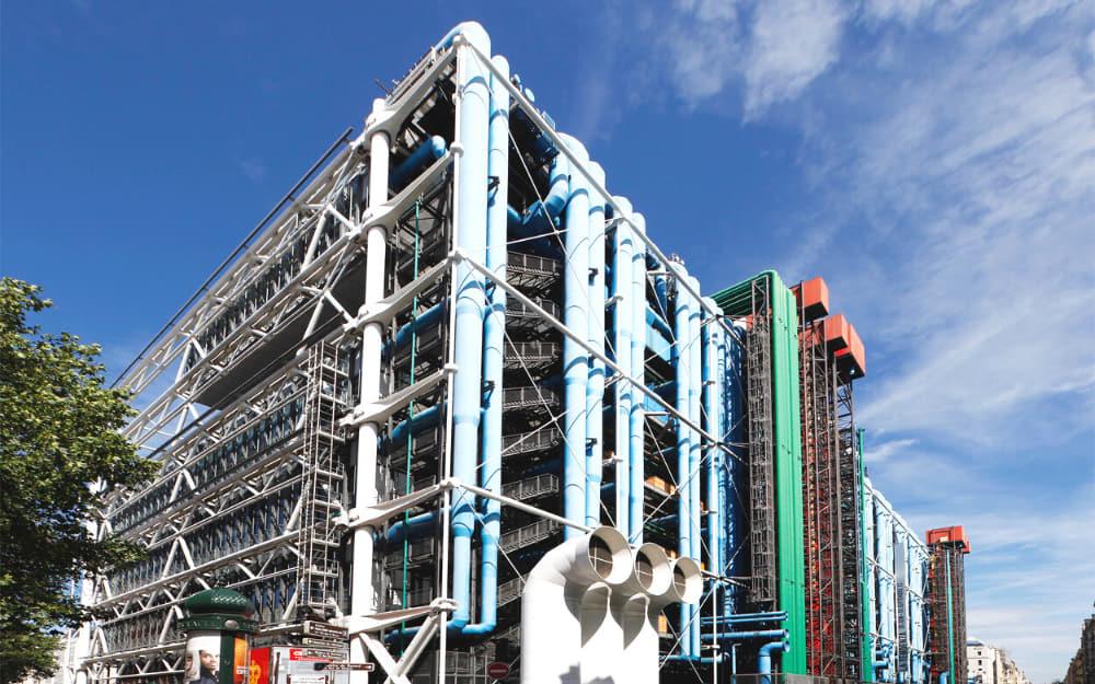 6. Pompidou Centre