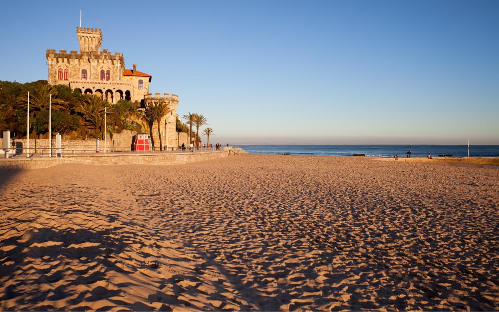 7. Praia do Tamariz
