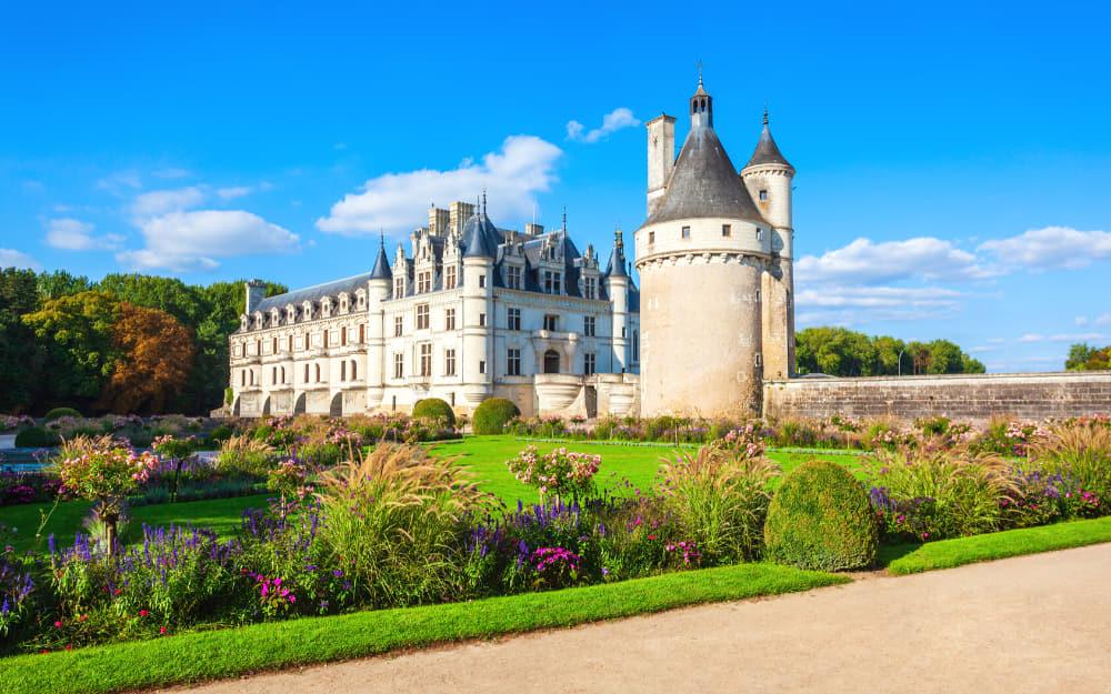 8. Château Chenonceau