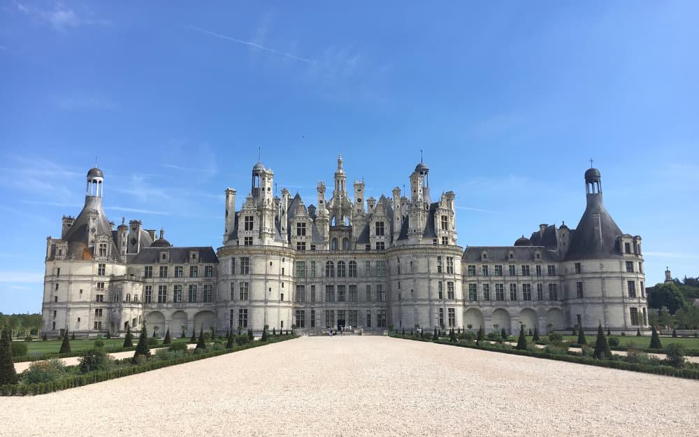 9. Château de Chambord