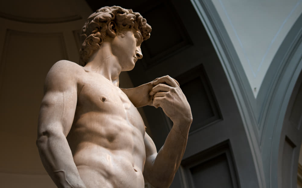 Accademia Gallery in Florence