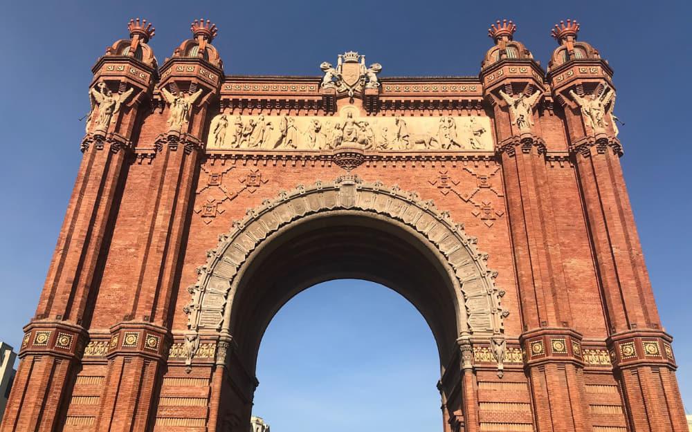 Arc de Triomf Barcelona - Photo by © Travel-Boo