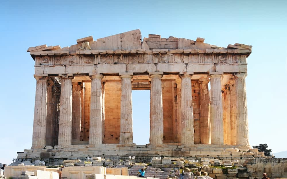 Athens in 2 days itinerary