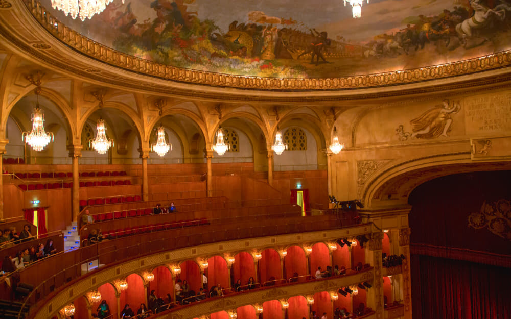 Attend the Teatro dell'Opera for a Stunning Performance