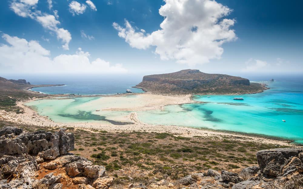 Balos Island