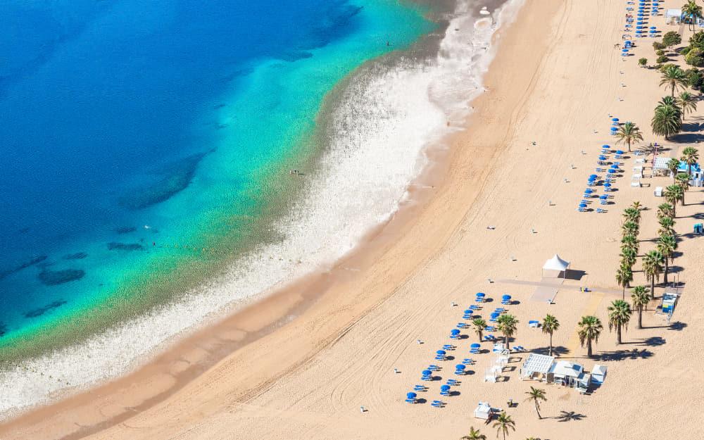 Best Tenerife Beaches - 7 Most Beautiful Beaches in Tenerife, Spain Worth Visiting!