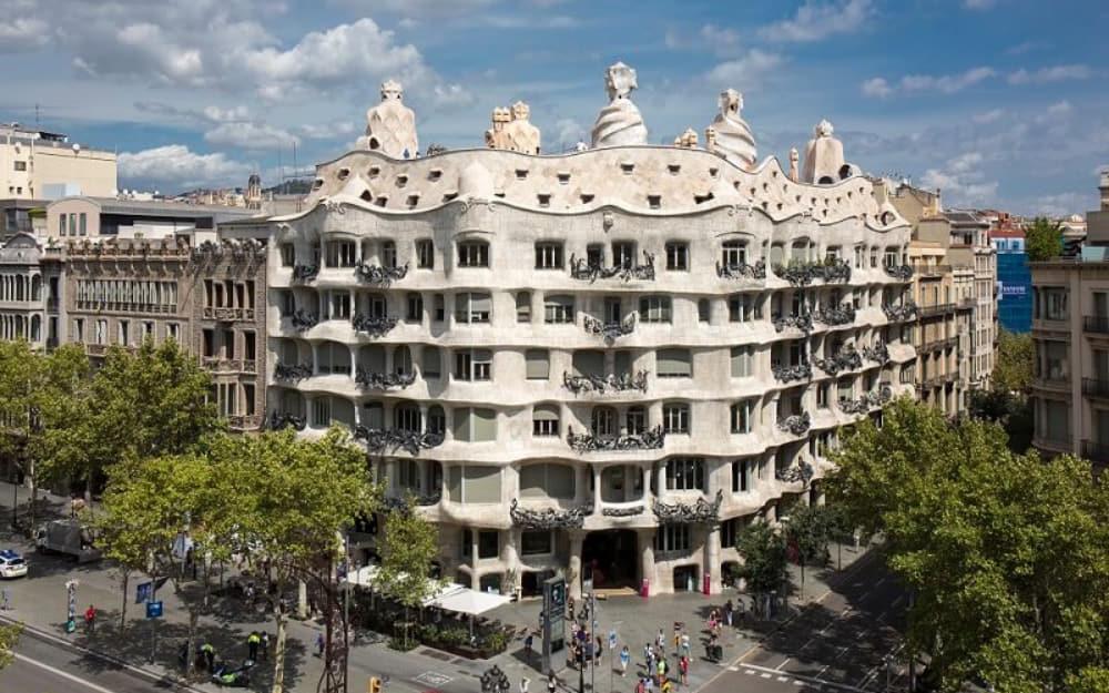Casa Mila - La Pedrera Gaudi Barcelona - © Photo by La Pedrera - Casa Mila