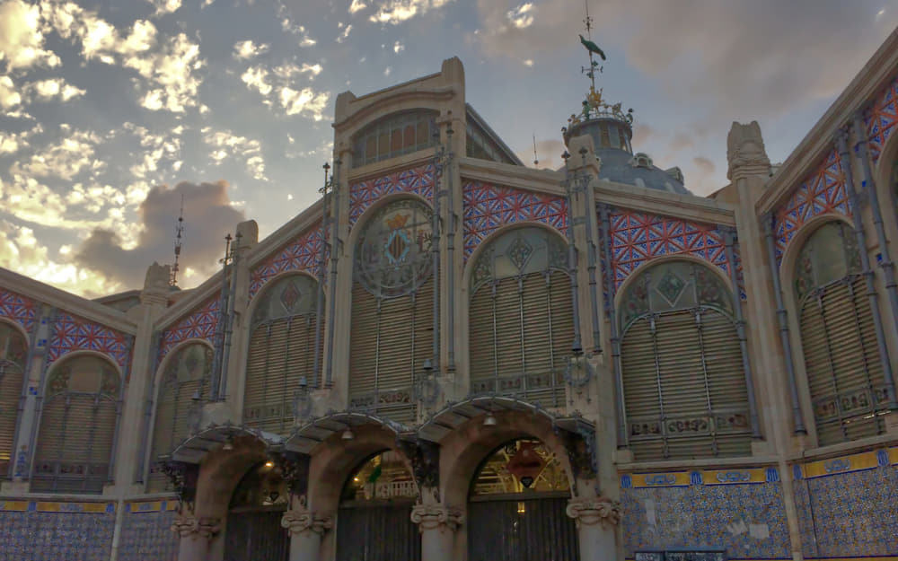 Central Market in Valencia - © Photo by Travelers Universe