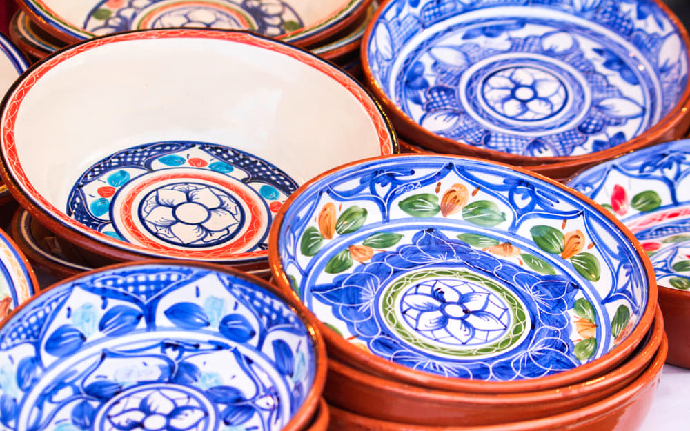 Ceramics from Portugal