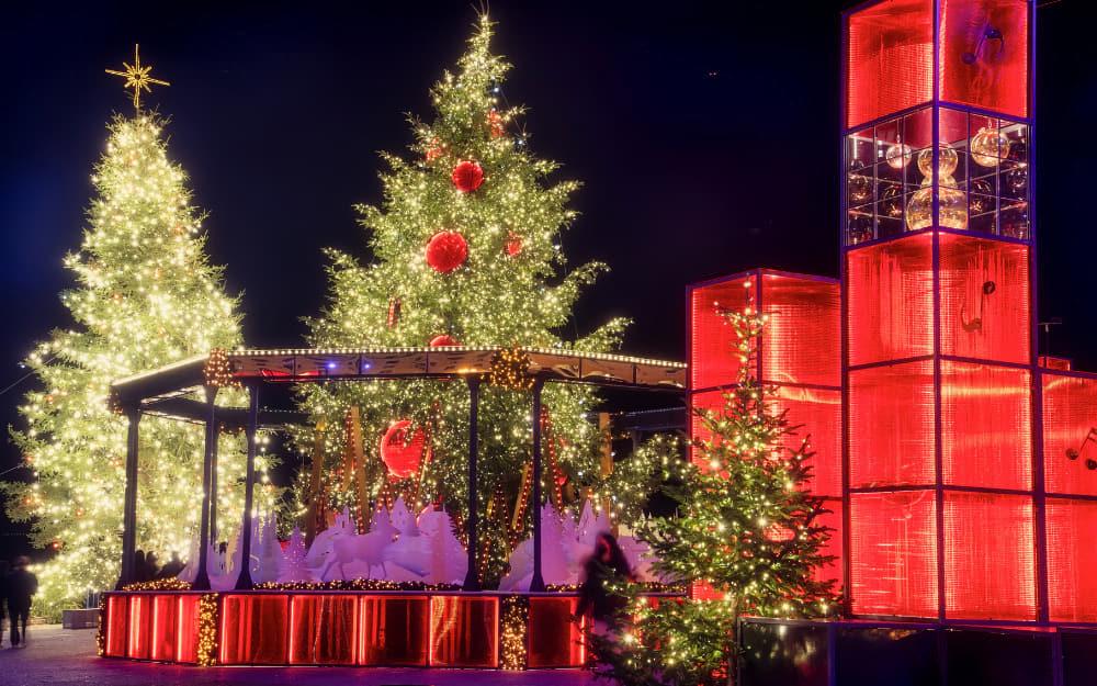 Christmas in Thessaloniki
