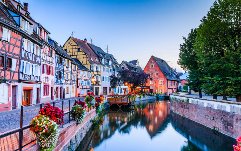 Colmar - Quotes About France
