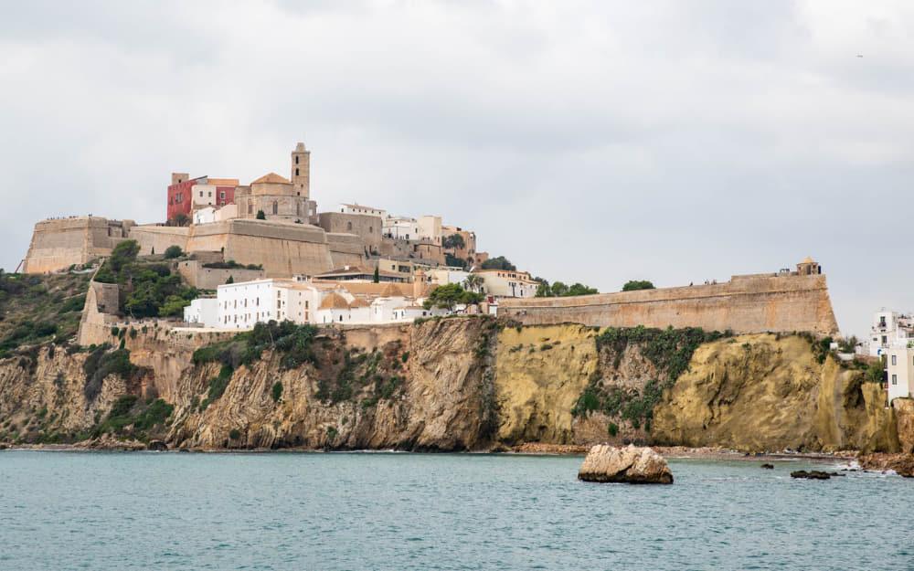 Dalt Vila, Ibiza - © Photo by Le Long Weekend